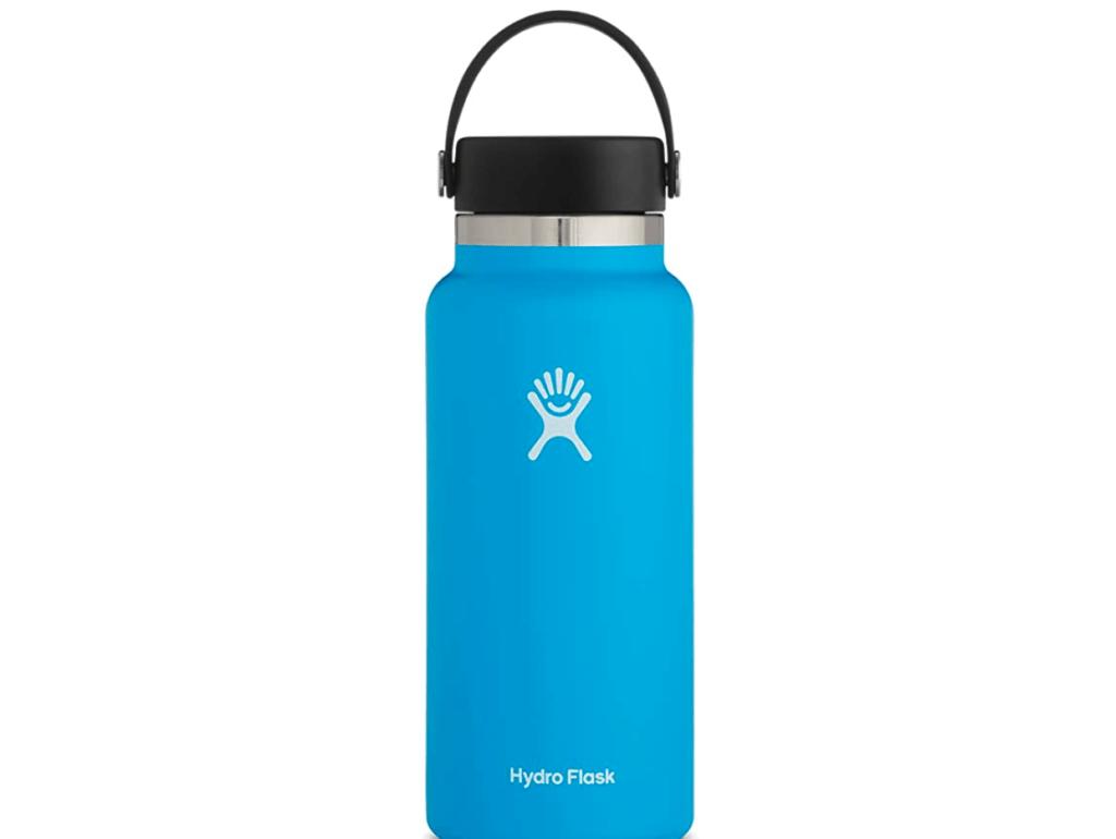 Hydro Flask Blue bottle