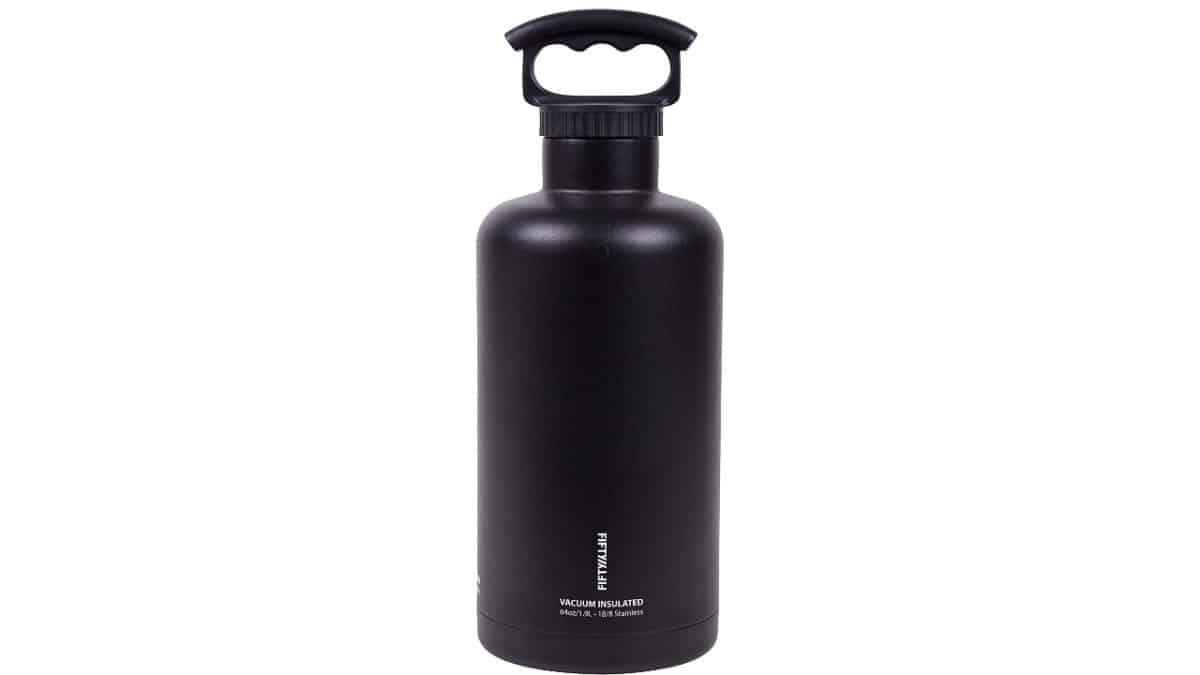 Fifty Fifty reusable bottle