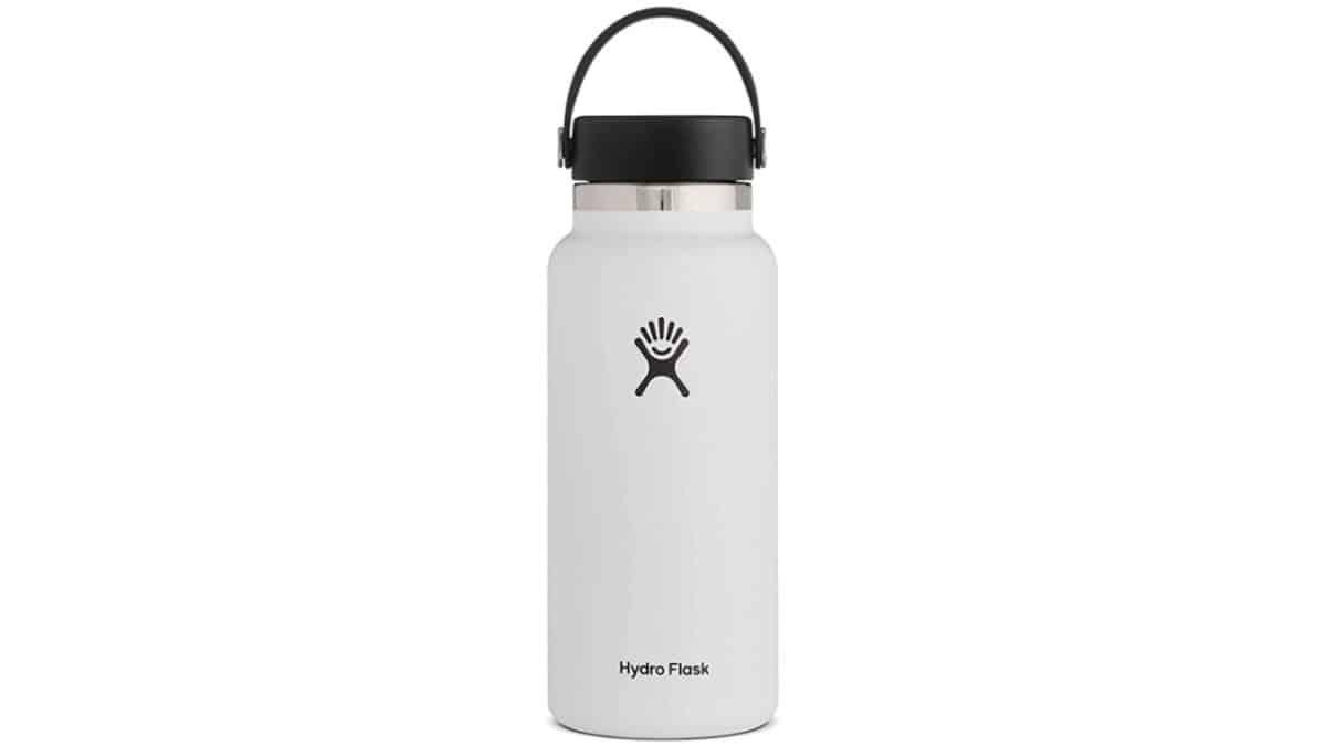 Hydro Flask flex-cap bottle