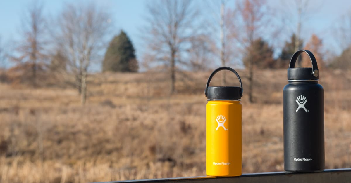 Hydro Flask or thermoflask
