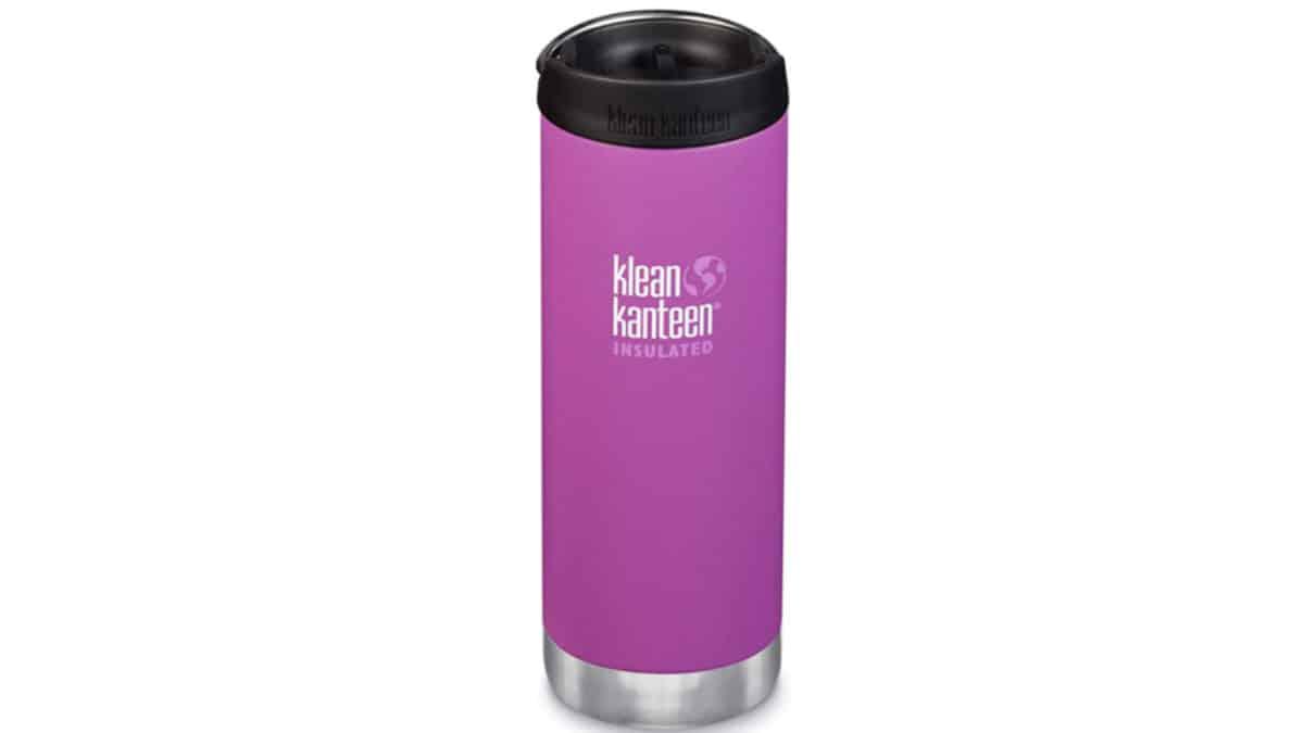 Klean Kanteen reusable bottle