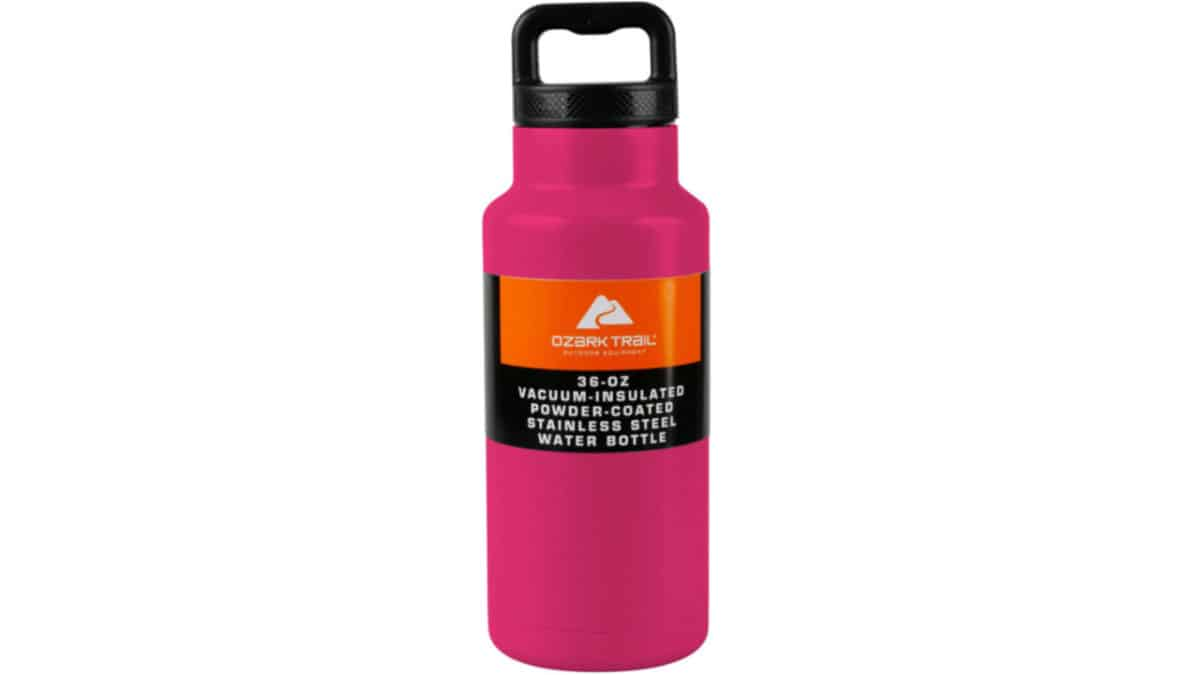 Ozark Trail 36 oz bottle