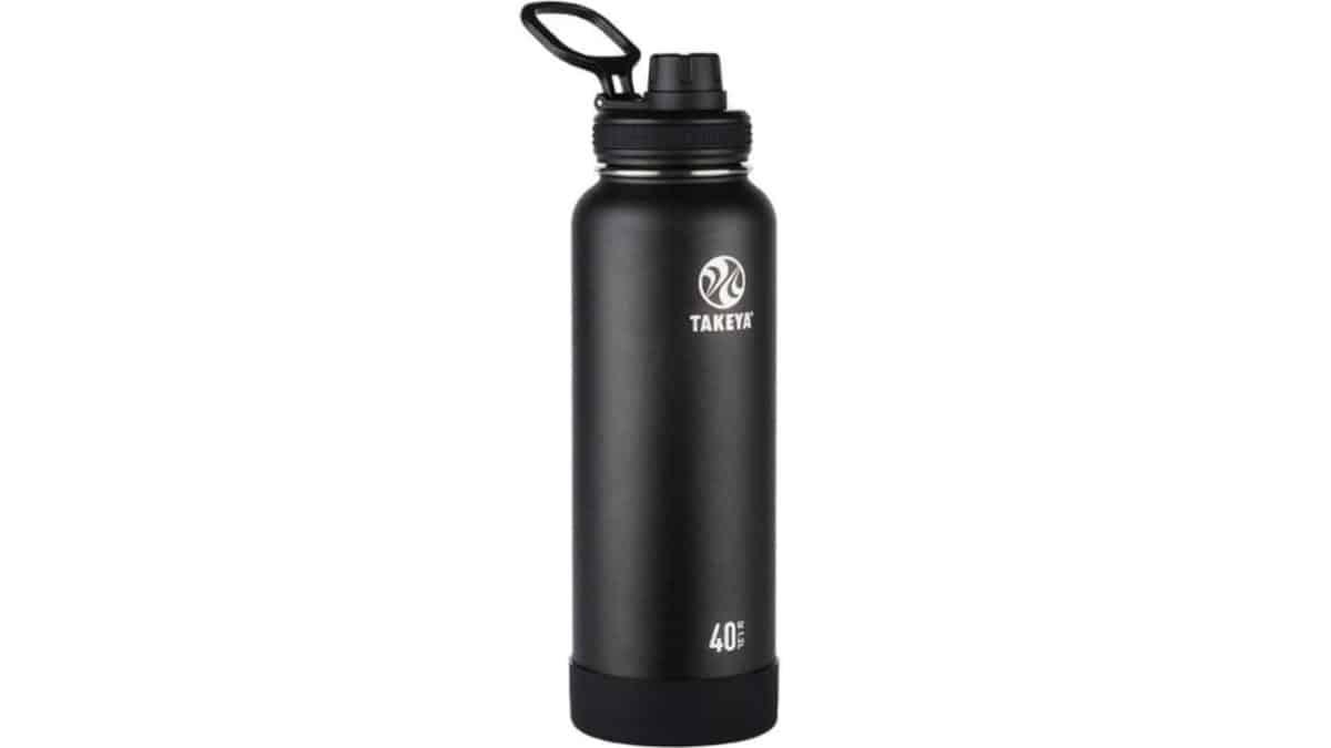 Takeya insulated bottle