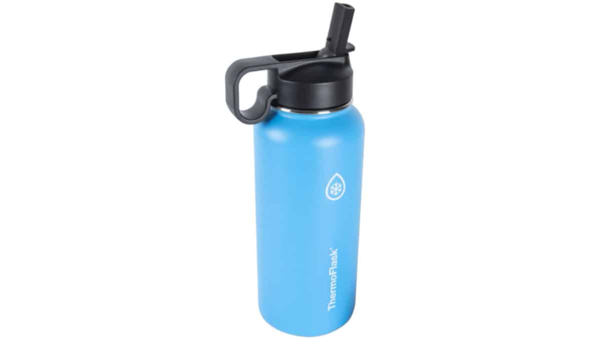 Thermoflask stainless steel bottle