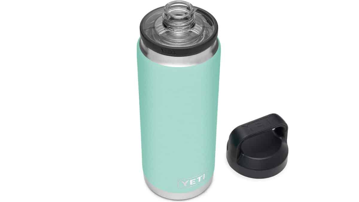 Yeti Rambler reusable bottle
